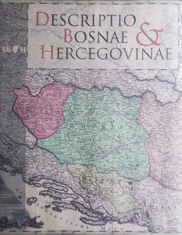 Marković: Descriptio Bosnae & Hercegovinae