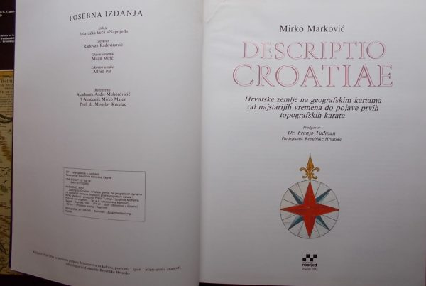 Marković: Descriptio Croatiae (1)