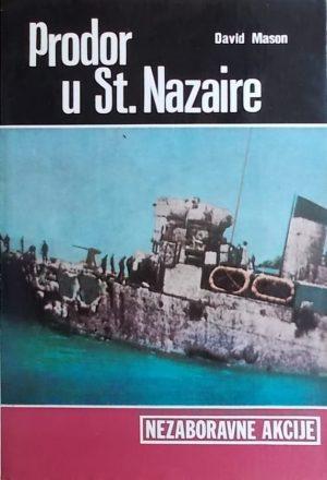 Mason: Prodor u St. Nazaire