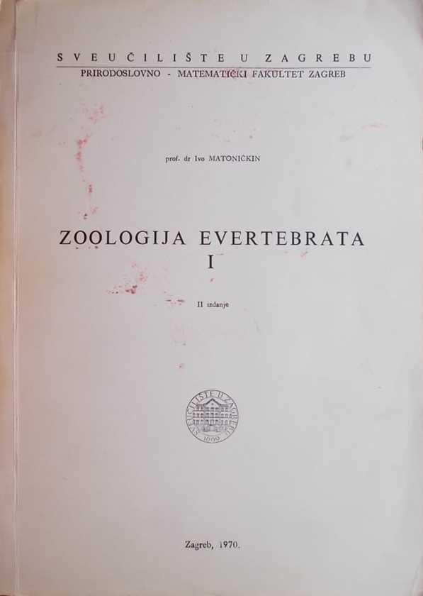 Zoologija evertebrata 1