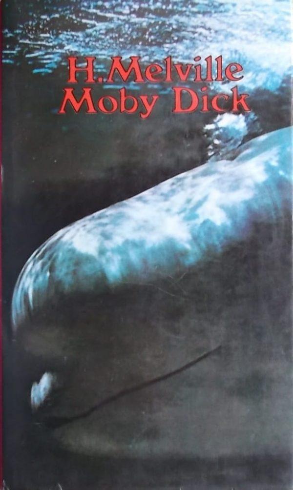 Melville: Moby Dick ili Bijeli kit
