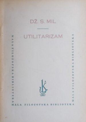 Mil: Utilitarizam