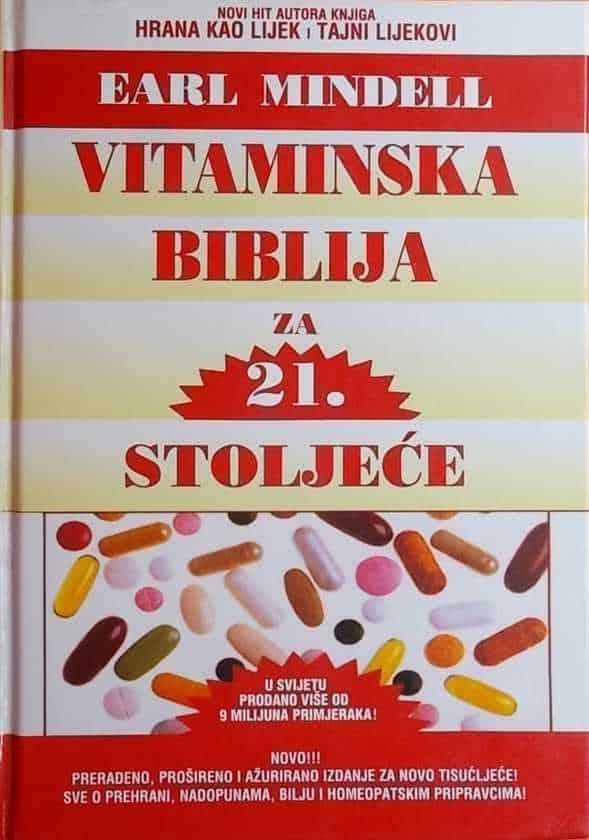 Vitaminska biblija za 21. stoljeće