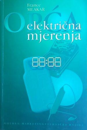 Mlakar: Opća električna mjerenja