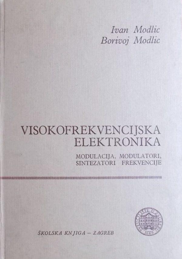 Modlic: Visokofrekvencijska elektronika modulacija