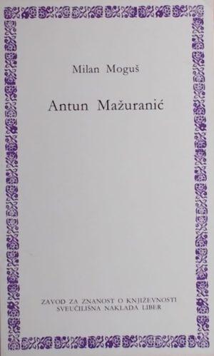 Moguš-Antun Mažuranić