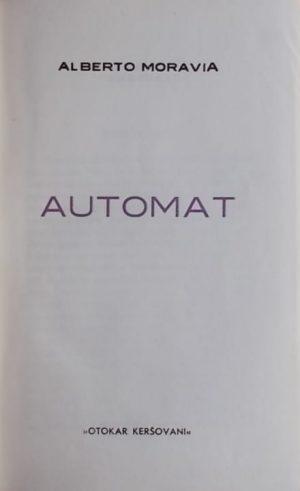 Moravia: Automat