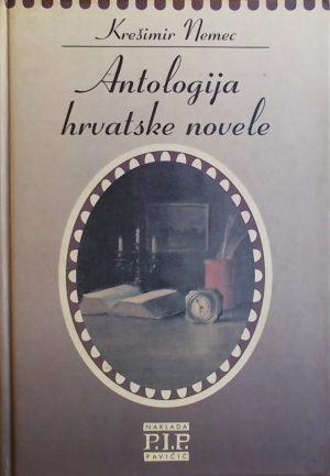 Nemec-Antologija hrvatske novele