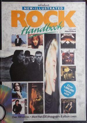 new illustrated rock handbook