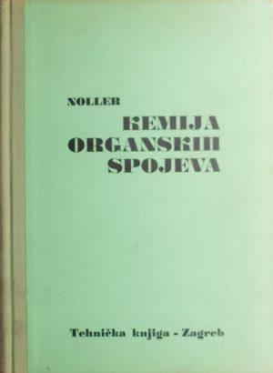 Noller: Kemija organskih spojeva