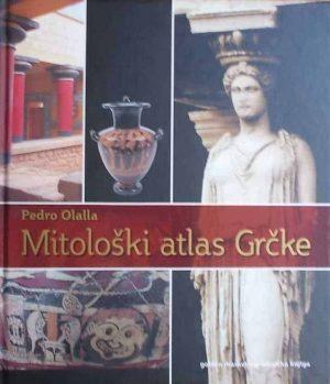 Mitološki atlas Grčke