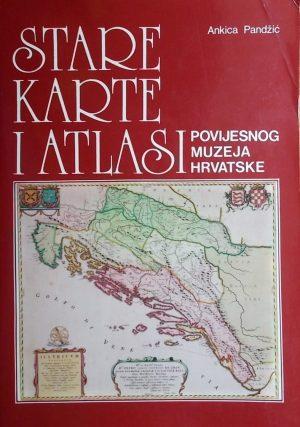 Pandžić: Stare karte i atlasi Povijesnog muzeja Hrvatske