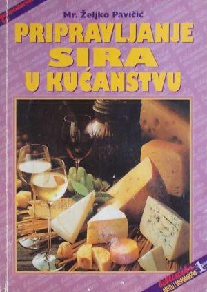 Pavičić-Pripravljanje sira u kućanstvu