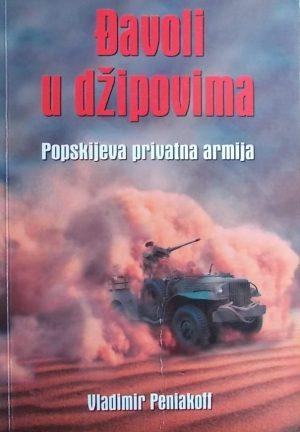 Peniakoff-Đavoli u džipovima