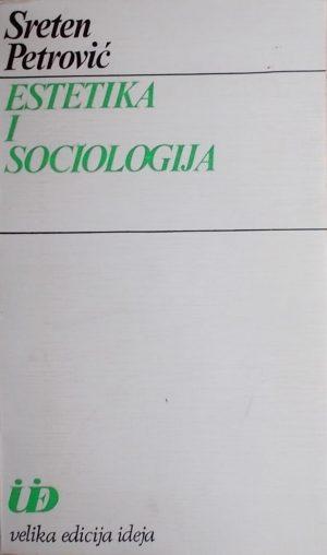 Petrović-Estetika i sociologija