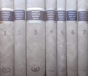 Povijest svjetske književnosti 1-7