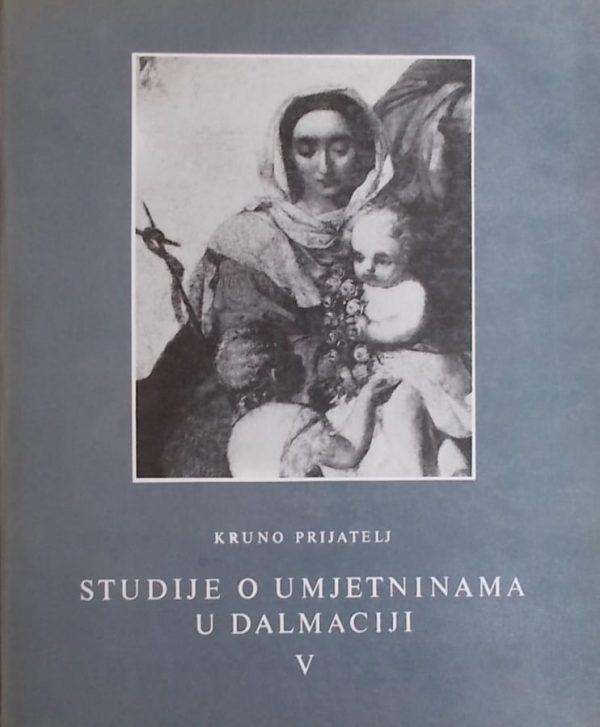 Prijatelj-Studije o umjetninama u Dalmaciji 5