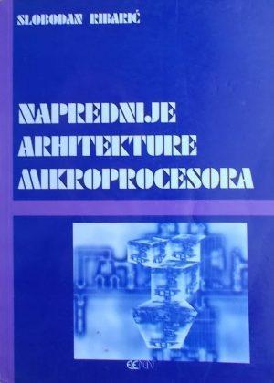 Ribarić: Naprednije arhitekture mikroprocesora