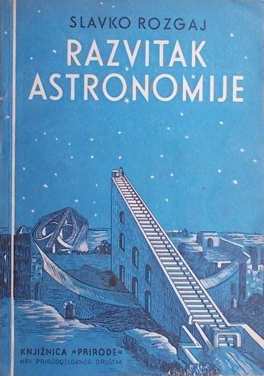 Razvitak astronomije