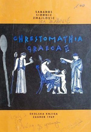 Sabadoš-Chrestomathia Graeca II