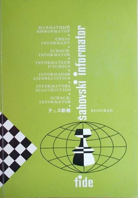 Šahovski informator 43