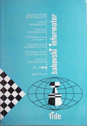 Šahovski informator 37