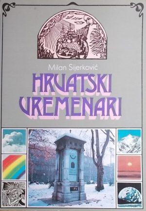 Sijerković: Hrvatski vremenari