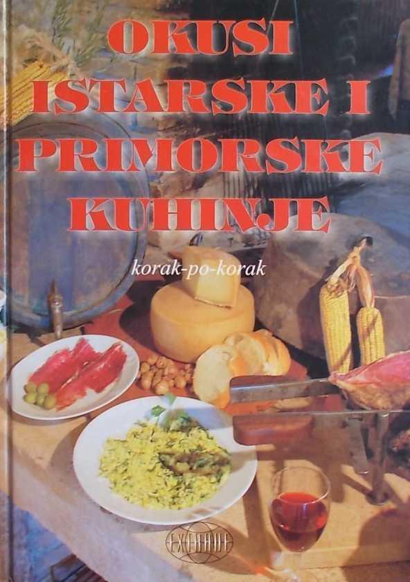 Šimonović-Okusi istarske i primorske kuhinje