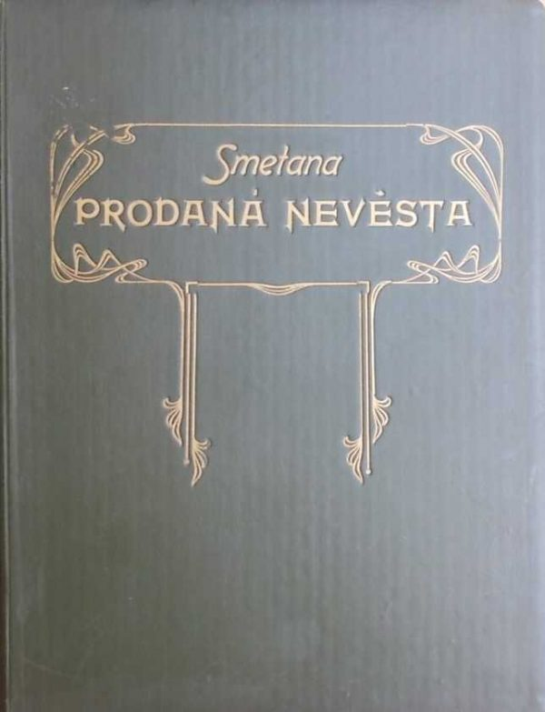 Smetana-Prodana nevesta