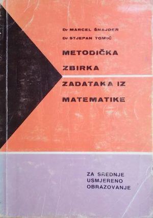Metodička zbirka zadataka iz algebre i geometrije