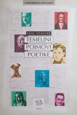 Staiger-Temeljni pojmovi poetike
