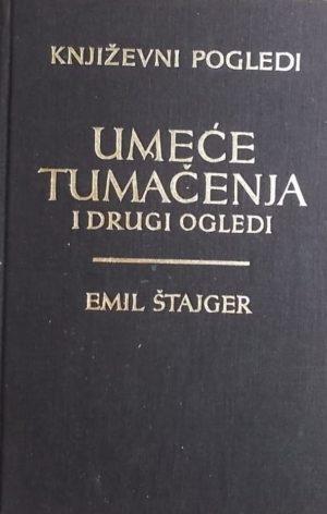 Štajger-Umeće tumačenja