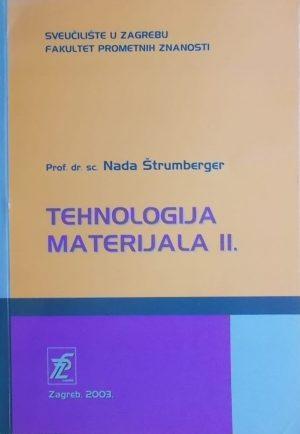 Štrumberger: Tehnologija materijala 2