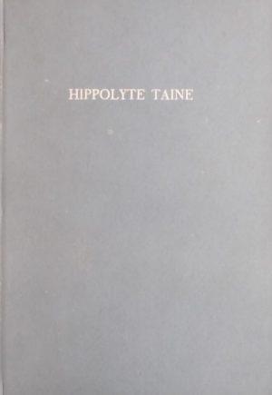 Taine-Slikarstvo u Nizozemskoj