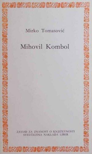 Tomasović-Mihovil Kombol