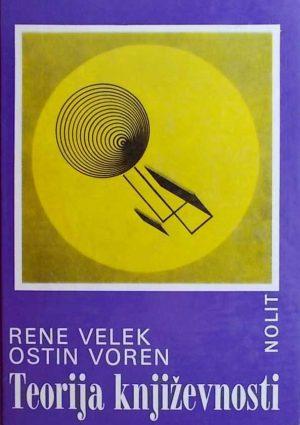 Velek,Voren-Teorija književnosti