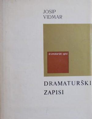 Vidmar-Dramaturški zapisi
