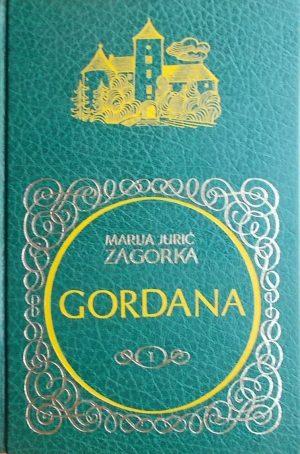 Marija Jurić Zagorka: Gordana