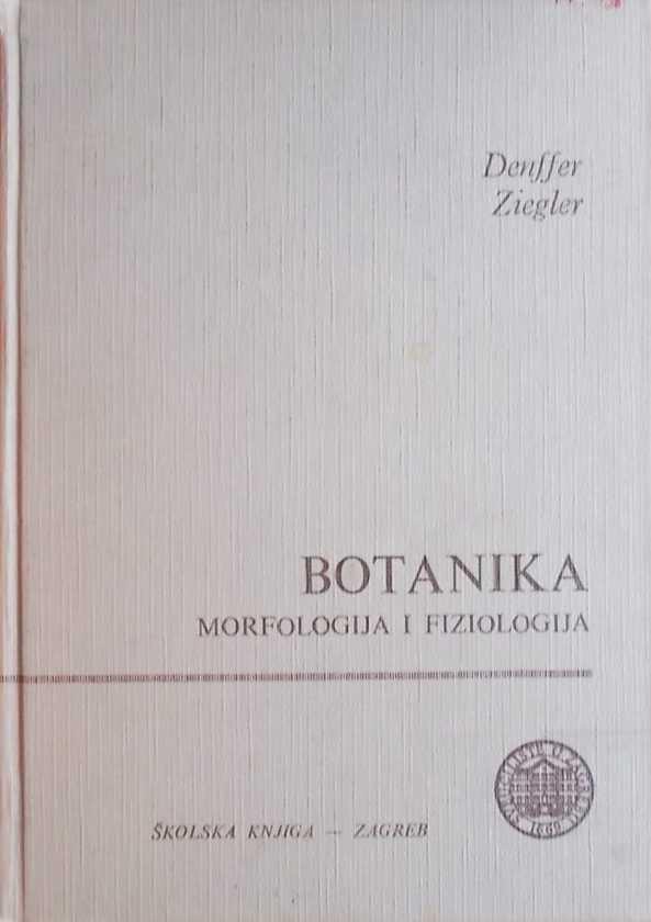 Botanika morfologija i fiziologija