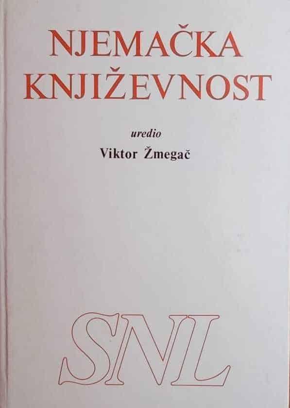 Žmegač-Njemačka književnost