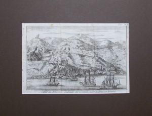 Citta di Sebenico Capitale del Contado nella Dalmazia Veneta