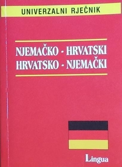 Njemačko-hrvatski, hrvatsko-njemački rječnik