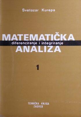 Kurepa: Matematička analiza 1