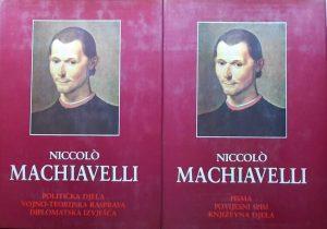 Machiavelli-Izabrano djelo 1-2