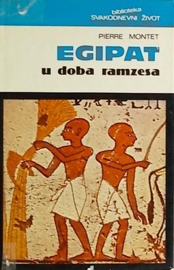 Montet: Egipat u doba Ramzesa