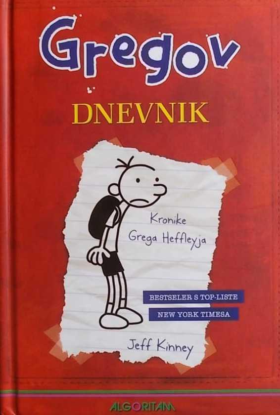 Kinney: Gregov dnevnik: Kronike Grega Heffleyja