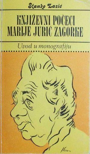 Lasić-Književni počeci Marije Jurić Zagorke
