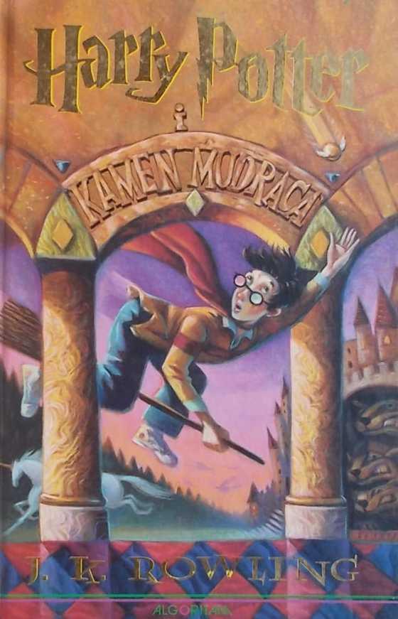 Rowling-Harry Potter i kamen mudraca