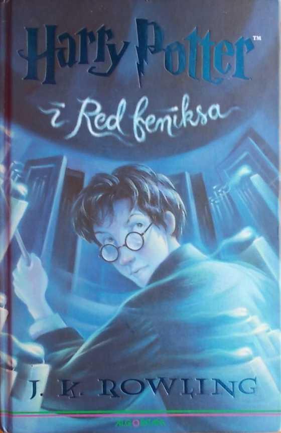 Rowling: Harry Potter i Red feniksa