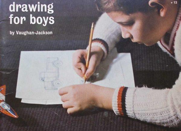 Vaughan-Jackson-Drawing for boys